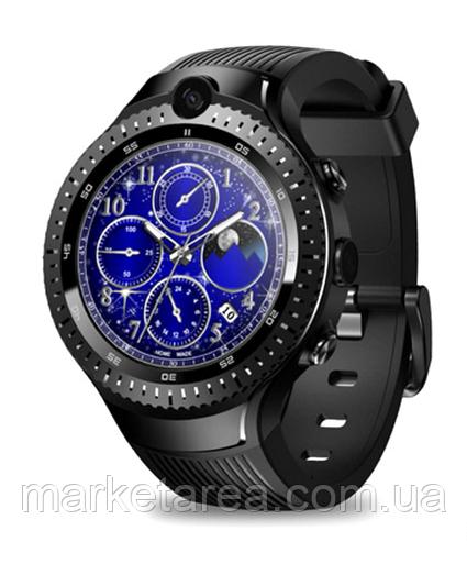 Смарт часы Zeblaze THOR 4 Dual black