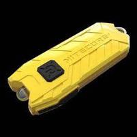 Nitecore TUBE фонарик брелок 45LM зарядка USB, фото 2