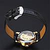 Механические часы с автоподзаводом Winner Mini (black-gold), фото 5