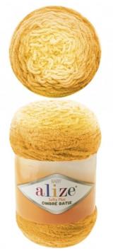 Alize Softy Plus Ombre Batik 7285