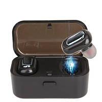 Беспроводные наушники Bluetooth HBQ L1 TWS Стерео Черные (882000), фото 1