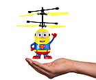 Игрушка-вертолет BauTech Летающий Супермен | Детская летающая игрушка на управлении Миньон, фото 3