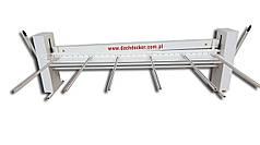 Гильотина ручная для листового металла | гильотинные ножницы по металлу ручные ZRA Dachdecker