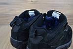 Мужские зимние кроссовки Merrell Moab (черные), фото 3