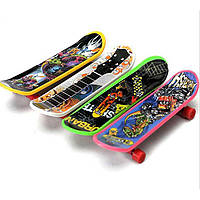 Игровой набор Фингерборд  96 мм мини скейт с запасными колесами