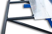 Листогибочный станок усиленный   листогиб ручной ZRF-M до 2,5 мм, фото 2