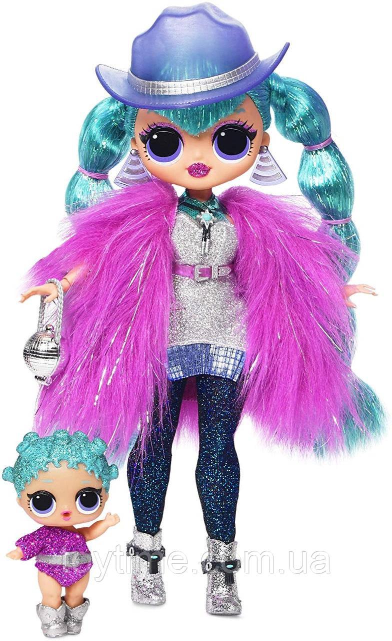 ЛОЛ O.M.G. Леди Галактика и сестричка / L.O.L. Surprise! O.M.G. Winter Disco Cosmic Nova