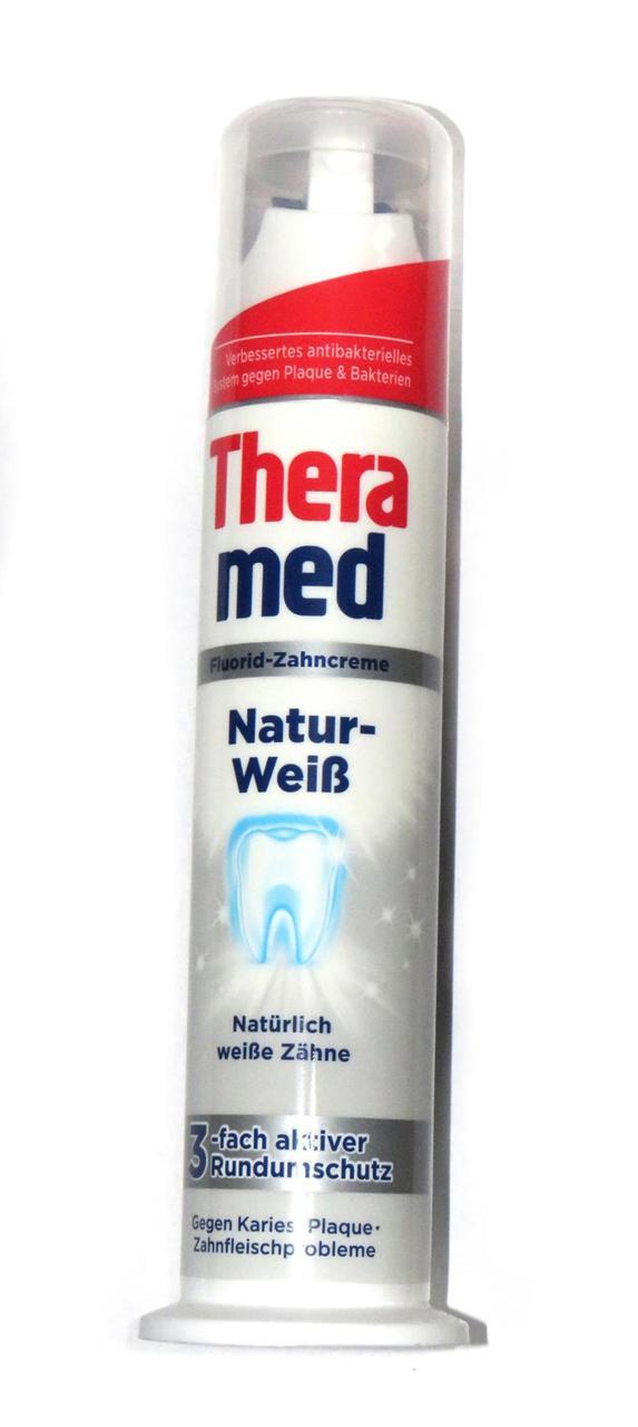 Зубная Паста Theramed Natur-Weib 100 Мл (Код:1979)