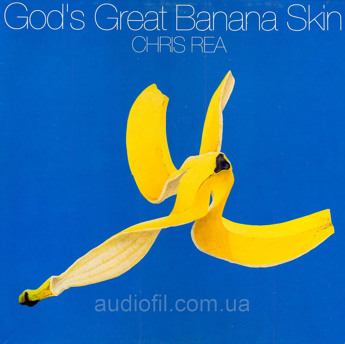 CD диск Chris Rea - God's Great Banana Skin, фото 1