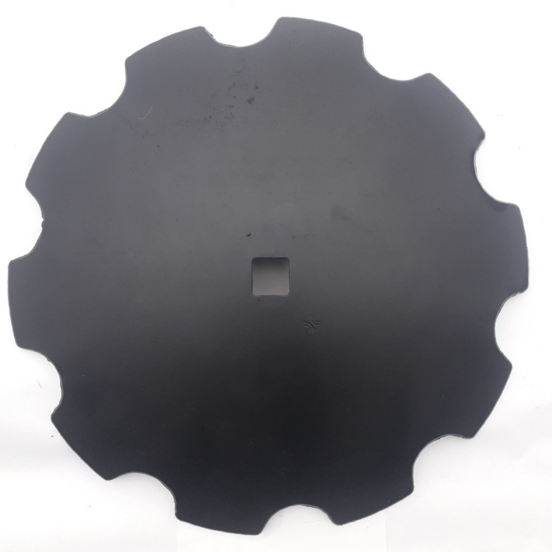 Диск бороны БДВП Краснянка ф710х8мм квадрат 41мм ромашка Z8, Z10 /гладкая кромка ст30Mnb5