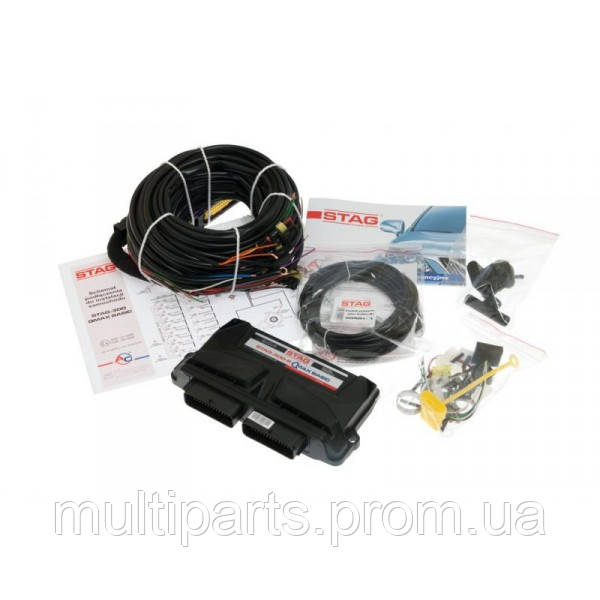 Электроника STAG Q-Max Basic на 8 цилиндров