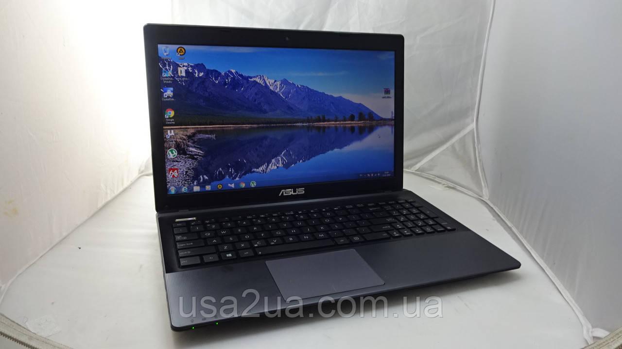 """15.6"""" Ноутбук ASUS K55N QuadCore A8-4500M/750Gb/4Gb/WEB Кредит Гарантия Доставка, фото 1"""