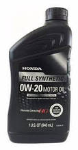 Моторное масло  HONDA Full Synthetic  0W-20