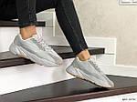 Женские кроссовки Adidas Yeezy Boost 700 (серые), фото 3