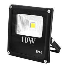 Прожектор уличный SLIM YT-10W COB 900Lm, IP66 премиум класса