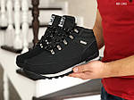Мужские зимние ботинки Timberland (черные), фото 2
