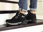 Мужские зимние ботинки Under Armour (черные), фото 5