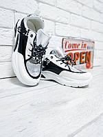 Белые кроссовки Beauty
