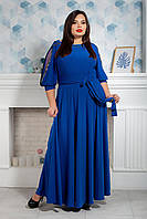 Красивое вечернее платье больших размеров 50-62
