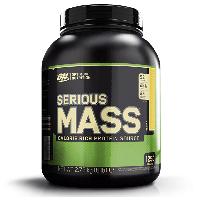 Гейнер Optimum Nutrition Serious Mass 2,7 kg Оптимум Сериус масс
