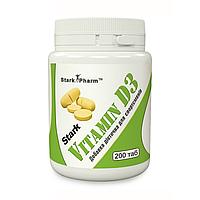 Vitamin D3 Stark Pharm 200 таблеток