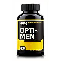 Вітаміни Opti-Men Optimum Nutrition 240 таблеток