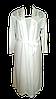 Белый комплект c кружевом халат и ночная рубашка, р. 44-46. Ahu Lingerie, Турция, фото 4