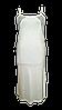 Белый комплект c кружевом халат и ночная рубашка, р. 44-46. Ahu Lingerie, Турция, фото 6