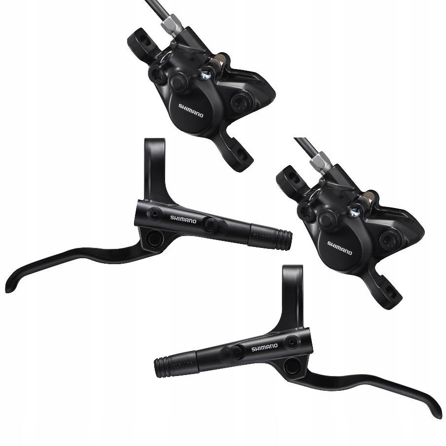 Тормоза велосипеда дисковые Shimano BL-MT200 гидравлические