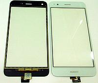 Оригинальный тачскрин / сенсор (сенсорное стекло) Huawei Nova Lite 2017 (SLA-L22) | P9 Lite Mini (белый цвет)