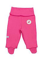 Ползунки-штанишки для девочки Smil, 107348, от 0 до 3 месяцев