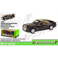"Машина металева ""АВТОПРОМ"" 1:24 Rolls-Royce"