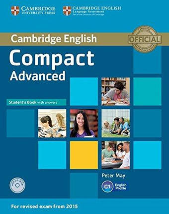 Compact Advanced Student's Book with answers and CD-ROM, фото 2