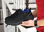 Мужские зимние кроссовки Merrell (черно-синие), фото 5