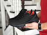 Мужские зимние кроссовки Merrell (черно-оранжевые), фото 3