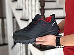 Мужские зимние кроссовки Merrell (сине-красные), фото 2