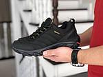 Мужские зимние кроссовки Merrell (черно-желтые), фото 2