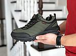 Мужские зимние кроссовки Merrell (темно-зеленые), фото 2