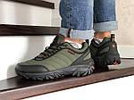 Мужские зимние кроссовки Merrell (темно-зеленые), фото 4
