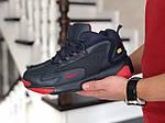 Мужские зимние ботинки Nike Zoom 2K (сине-красные), фото 2