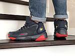 Мужские зимние ботинки Nike Zoom 2K (сине-красные), фото 3