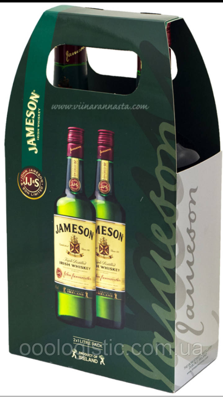 Jameson - Irish Whiskey Twinpack 2x1l