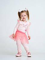 Комплект боди и юбка для девочки Smil, 109980, от 6 до 18 месяцев