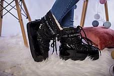Женские Moon Boot луноходы IT TS Black, фото 2