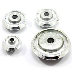 Конфорки для газовой плиты Ariston, Indesit C00053054 (комплект 4шт.)