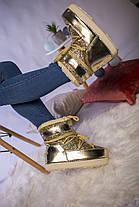Женские Moon Boot луноходы IT TS Gold, фото 3