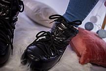 Женские Moon Boot луноходы IT TS Triple Black, фото 3