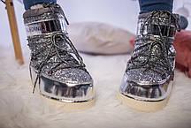 Женские Moon Boot луноходы IT TS Silver, фото 3