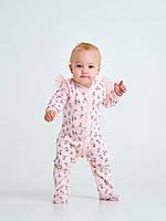 Комбинезон для девочки Smil, 108485, от 6 до 18 месяцев