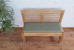 """Кухонный диванчик из массива натурального дерева """"Трюдо"""" от производителя, фото 3"""
